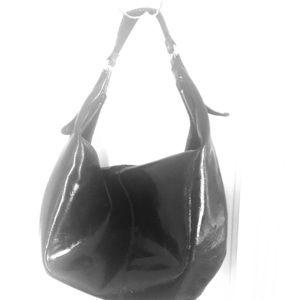 GAP Black, medium sized boho shoulder/hand bag!
